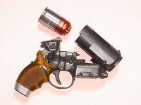 高木式 十九年乙式 爆散拳銃 40mm 02