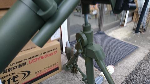 81mm M1中迫撃砲7