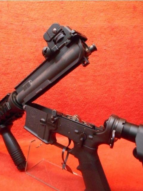 GBB M4 CQB-R02