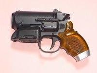 高木式 十九年乙式 爆散拳銃 40mm  01